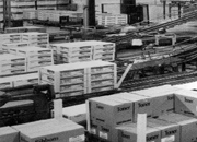 Barcode Readers Enable Automated Pallet Tracking